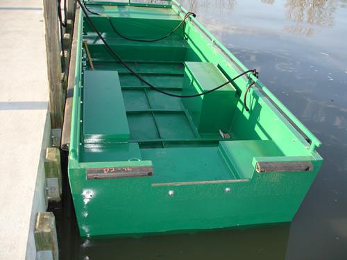 Steel Utility Boat